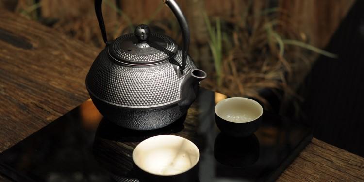 grænt te